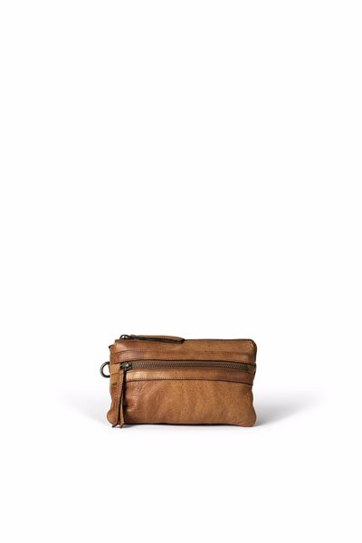 Billede af ReDesigned Bag ISLA Urban Burn Tan - small